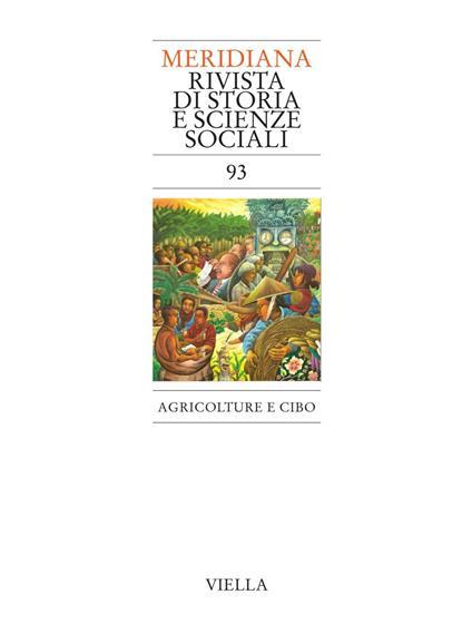 Meridiana (2018). Vol. 93 - Autori Vari - ebook