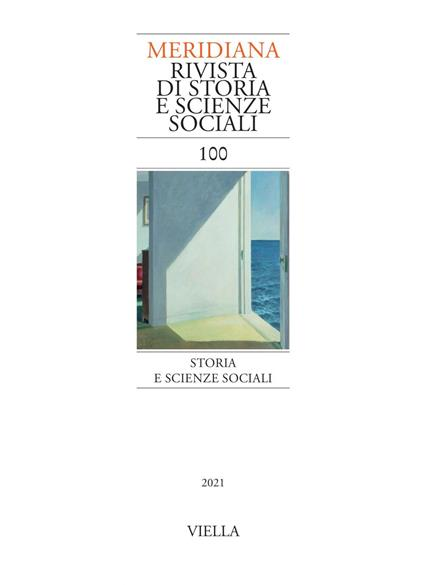 Meridiana (2021). Vol. 100 - AA. VV. - ebook