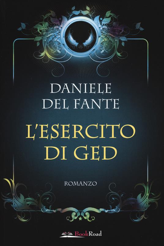 L' esercito di Ged - Daniele Del Fante - copertina