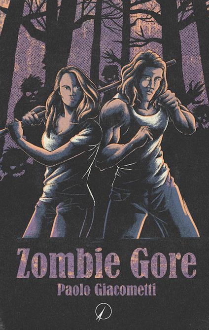 Zombie Gore - Paolo Giacometti - copertina