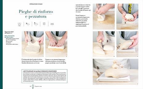 Il Cucchiaio d'Argento. Il pane in casa. Basi, preparazioni e ricette. Ediz. illustrata - Davide Longoni,Mauro Iannantuoni - 3
