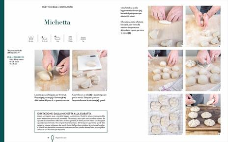 Il Cucchiaio d'Argento. Il pane in casa. Basi, preparazioni e ricette. Ediz. illustrata - Davide Longoni,Mauro Iannantuoni - 4