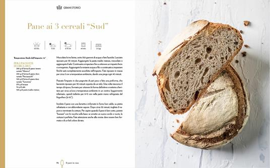 Il Cucchiaio d'Argento. Il pane in casa. Basi, preparazioni e ricette. Ediz. illustrata - Davide Longoni,Mauro Iannantuoni - 6