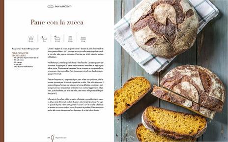 Il Cucchiaio d'Argento. Il pane in casa. Basi, preparazioni e ricette. Ediz. illustrata - Davide Longoni,Mauro Iannantuoni - 8