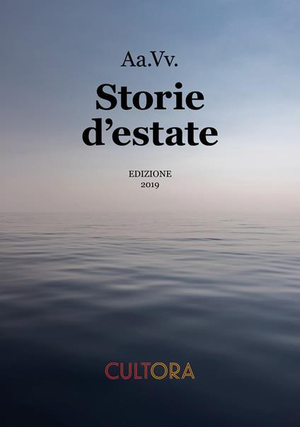 Storie d'estate - copertina