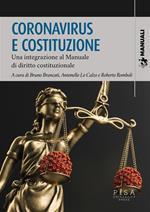 Coronavirus e Costituzione. Una integrazione al manuale di diritto costituzionale