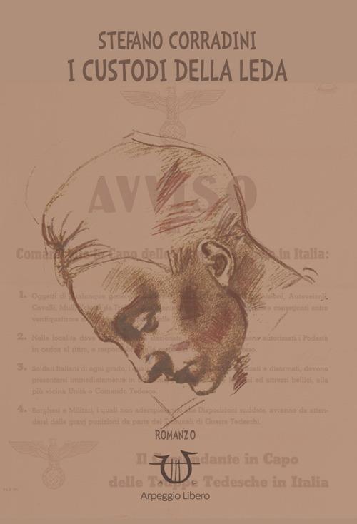 I custodi della Leda - Stefano Corradini - copertina