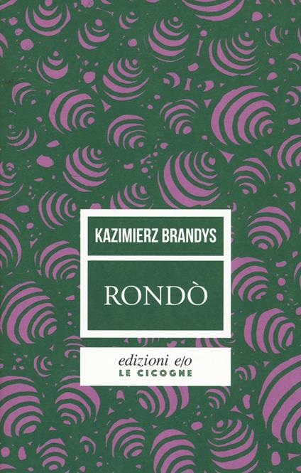 Rondò - Kazimierz Brandys - copertina