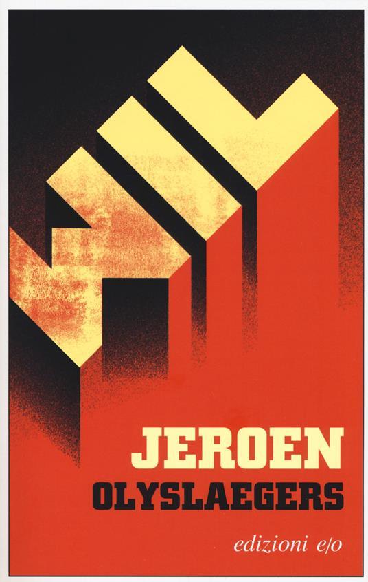 Wil - Jeroen Olyslaegers - copertina