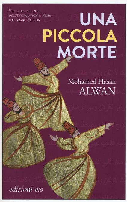 Una piccola morte - Mohamed Hasan Alwan - copertina