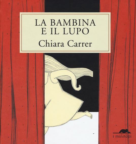 La bambina e il lupo - Chiara Carrer - copertina