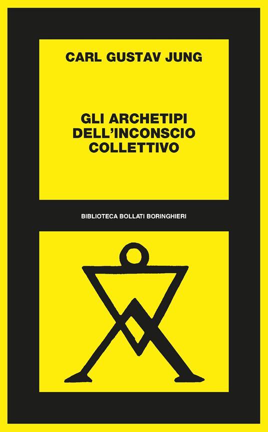 Gli archetipi dell'inconscio collettivo - Carl Gustav Jung - copertina
