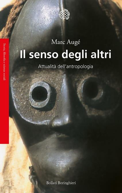 Il senso degli altri. Attualità dell'antropologia - Marc Augé - copertina