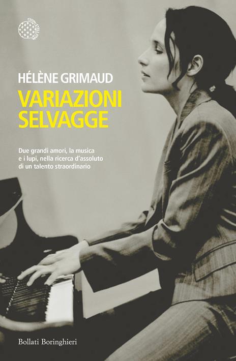 Variazioni selvagge - Hélène Grimaud - copertina