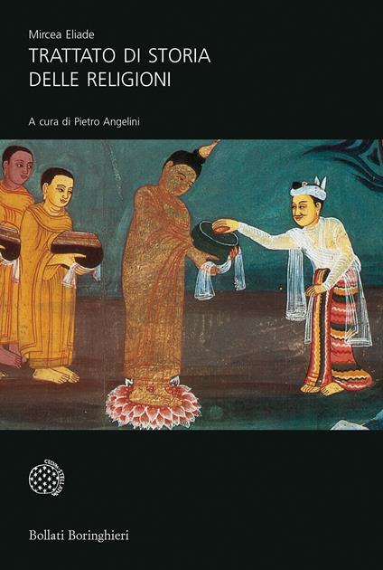 Trattato di storia delle religioni - Mircea Eliade - copertina