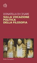 Sulla vocazione politica della filosofia