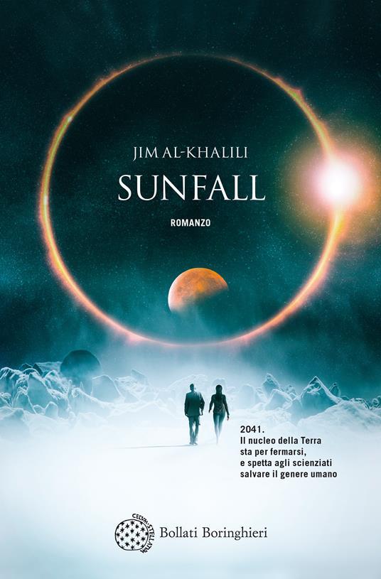 Sunfall - Jim Al-Khalili - copertina