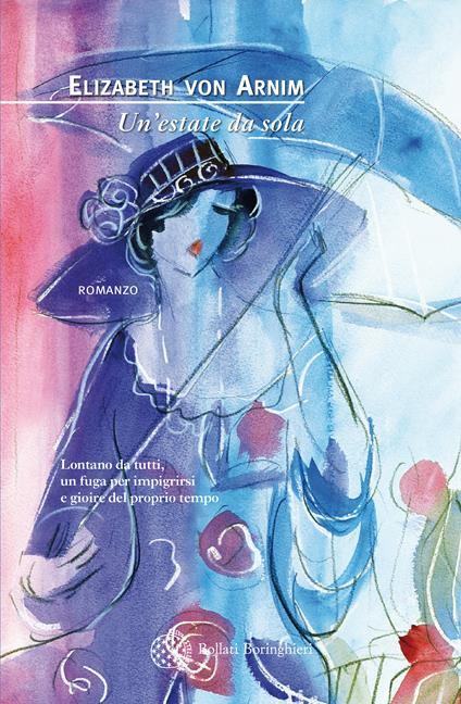 Un' estate da sola - Elizabeth Arnim - copertina