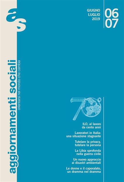 Aggiornamenti sociali (2019). Vol. 6-7 - aggiornamenti sociali - ebook