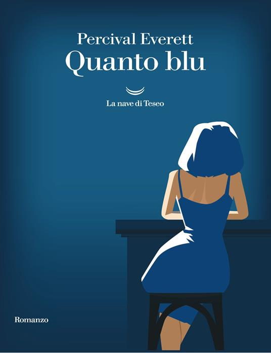 Quanto blu - Percival Everett - copertina