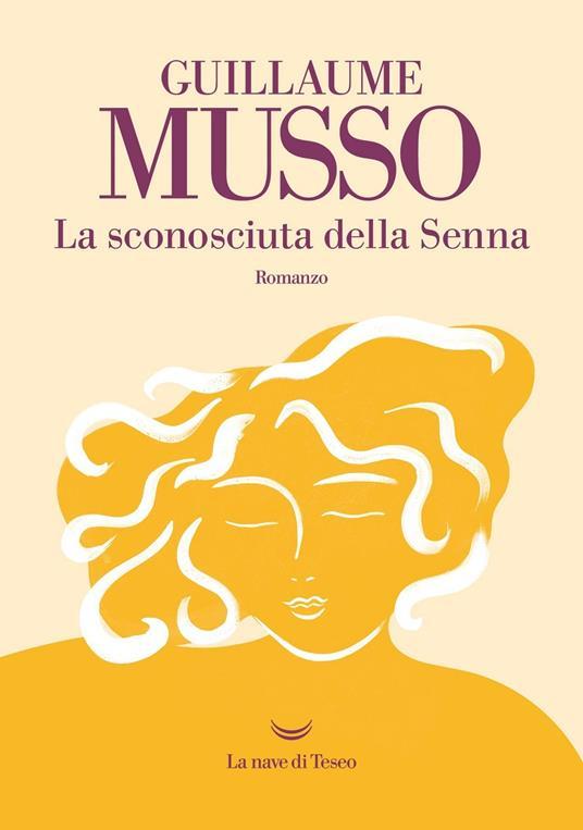 La sconosciuta della Senna - Guillaume Musso - copertina