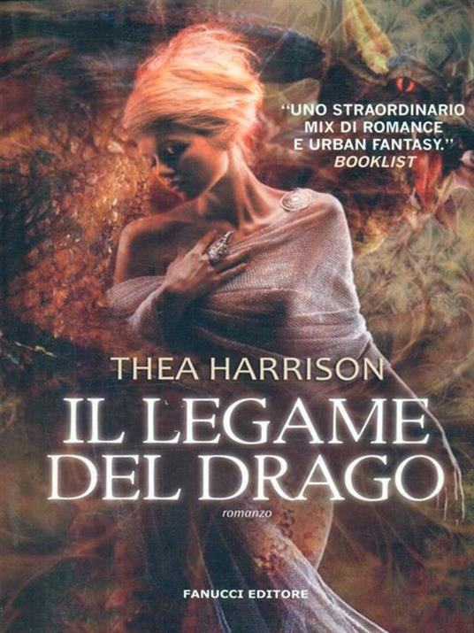 Il legame del drago - Thea Harrison - 3
