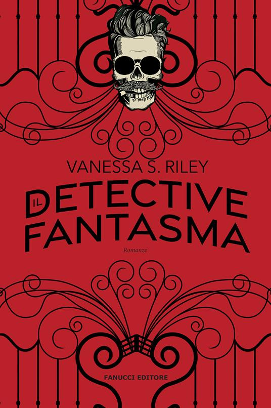 Il detective fantasma - Vanessa S. Riley - copertina