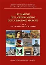 Lineamenti di diritto costituzionale della regione Marche