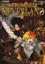 The promised Neverland. Vol. 16: Lost Boy