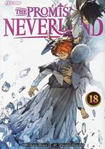The promised Neverland. Vol. 18: Never Be Alone