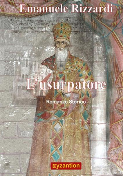 L' usurpatore - Emanuele Rizzardi - copertina