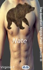 Nate. The pack guardian angels. Vol. 3