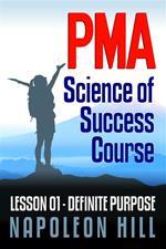 PMA SOS Lesson 01-Definite Purpose