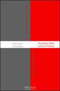 Paradigmi della verità in Platone - Giovanni Casertano - copertina