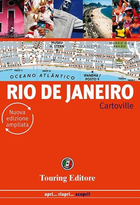 Rio de Janeiro. Ediz. illustrata - copertina