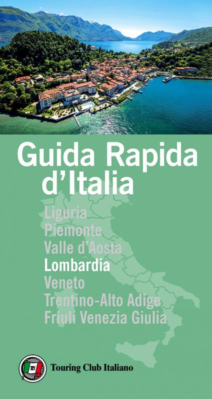 Guida rapida d'Italia. Lombardia - AA. VV. - ebook