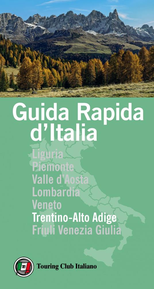 Trentino Alto Adige - AA. VV. - ebook