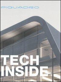 Piquadro. Tech Inside. Ediz. italiana - copertina