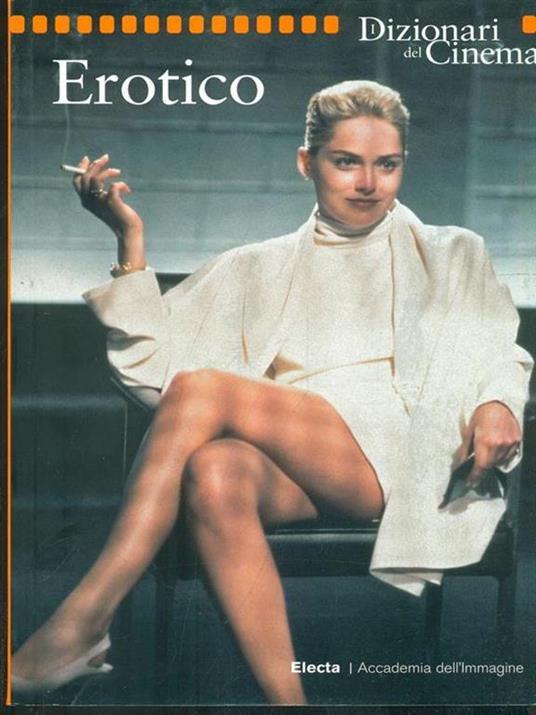 Erotico. Ediz. illustrata - Massimiliano Caprara - copertina