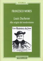 Louis Duchesne. Alle origini del modernismo