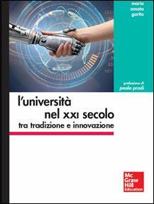 L' università nel XXI secolo tra tradizione e innovazione - M. Amata Garito - copertina