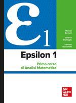 Epsilon 1. Primo corso di analisi matematica