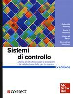 Sistemi di controllo. Analisi economiche per le decisioni aziendali+connect. Con aggiornamento online. Con e-book