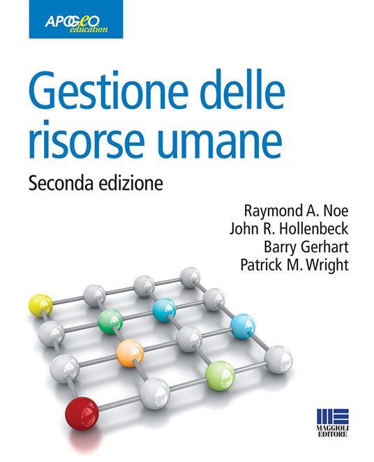 Gestione delle risorse umane - copertina