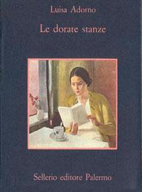 Le dorate stanze - Luisa Adorno - copertina