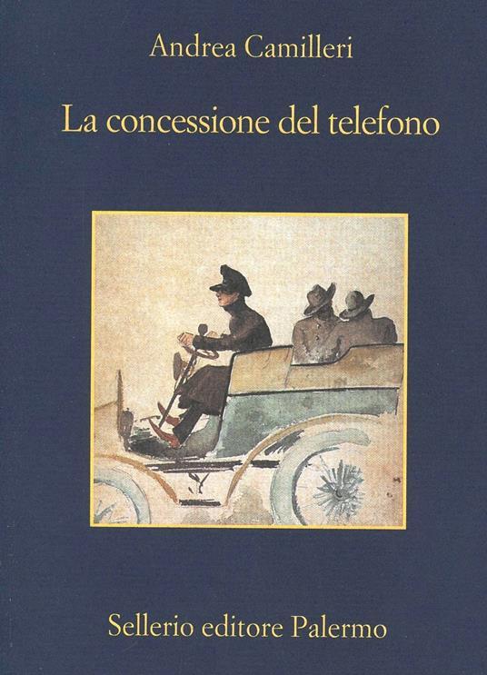 La concessione del telefono - Andrea Camilleri - 3