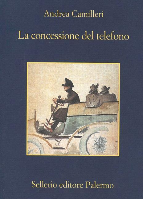 La concessione del telefono - Andrea Camilleri - 4