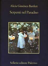 Serpenti nel Paradiso - Alicia Giménez-Bartlett - copertina