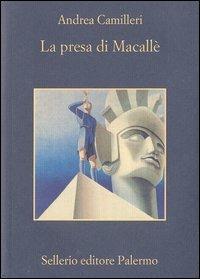 La presa di Macallè - Andrea Camilleri - copertina