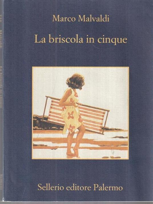La briscola in cinque - Marco Malvaldi - 3
